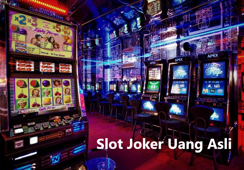 Website Judi Mesin Slot Online Pakai Uang Asli