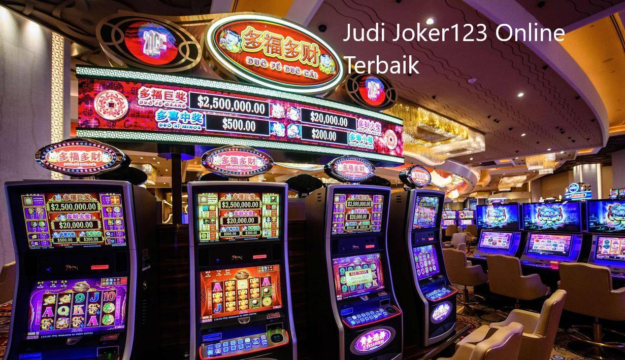 Situs Judi Slot Online Resmi Dan Terbaru Di Indonesia