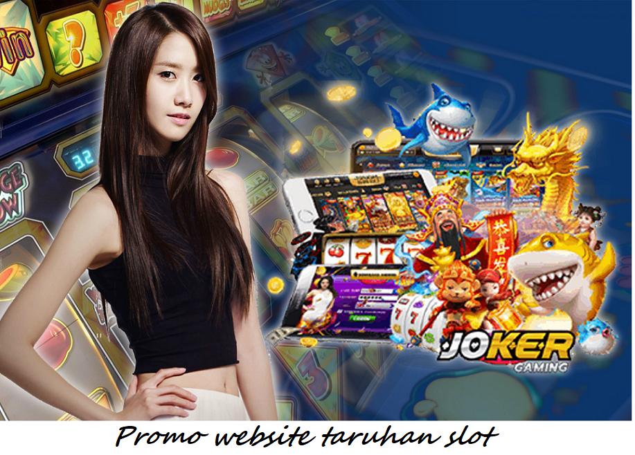 Promo website taruhan slot online