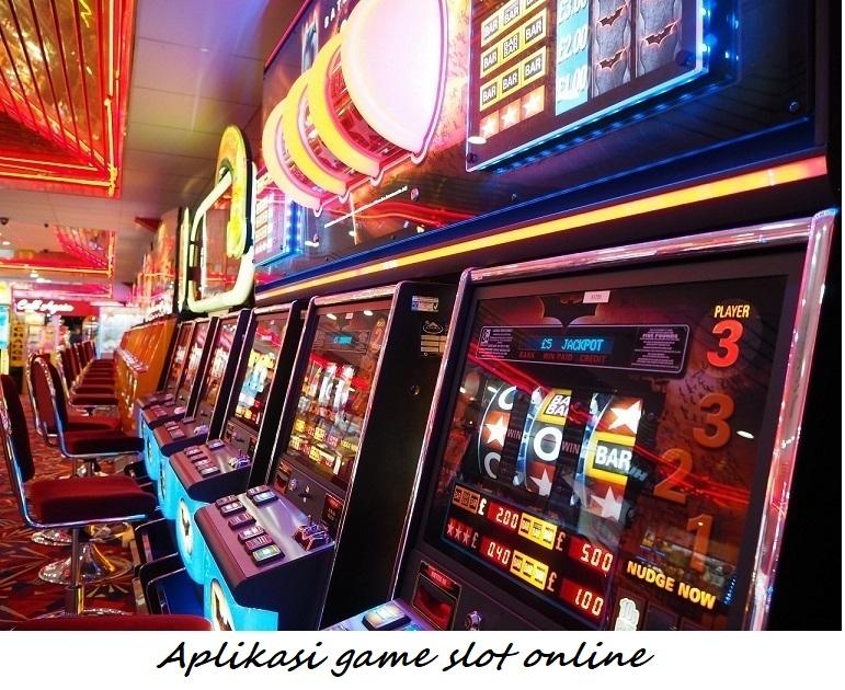Aplikasi game slot online